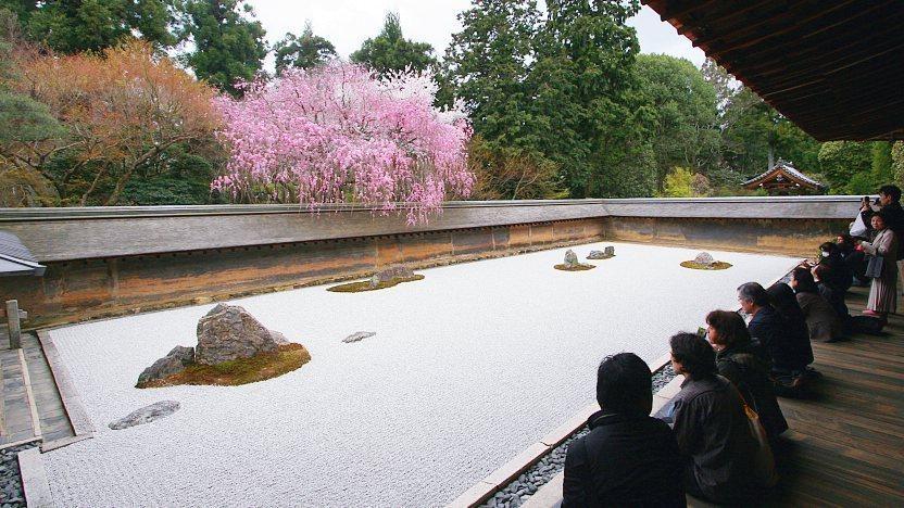 Kyoto Travel Ryoanji Temple