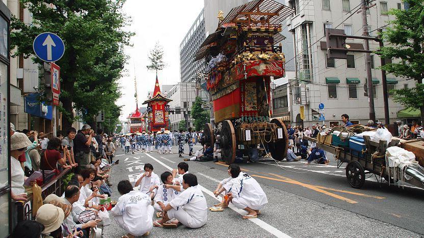 Kyoto Gion Matsuri (Gion Festival)