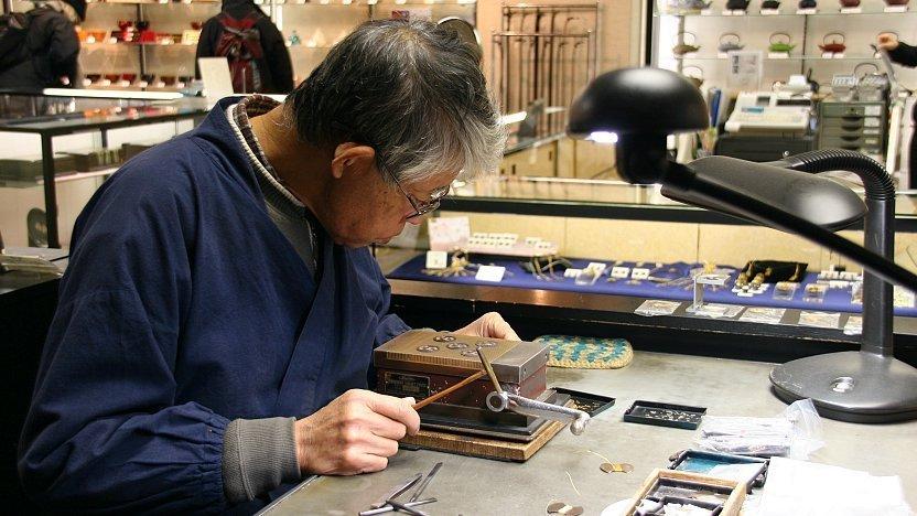 Kyoto Travel Kyoto Crafts