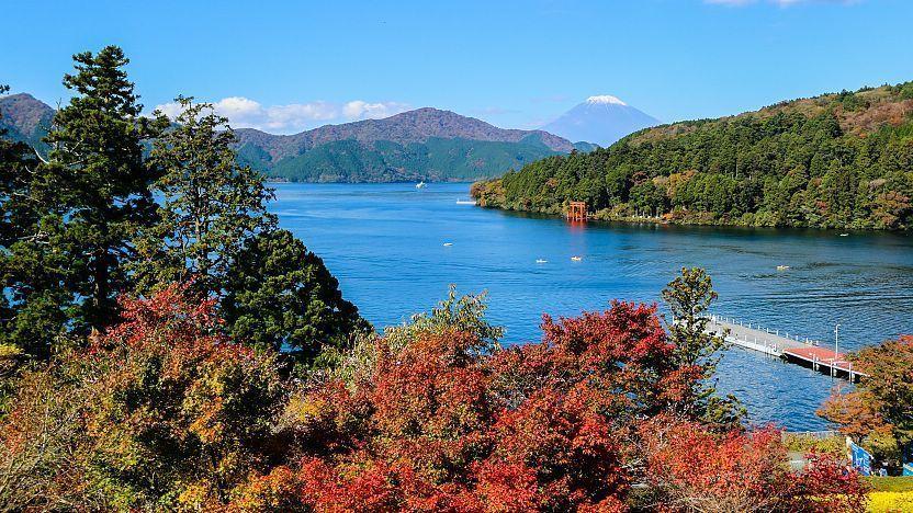 Hakone Travel Lake Ashinoko