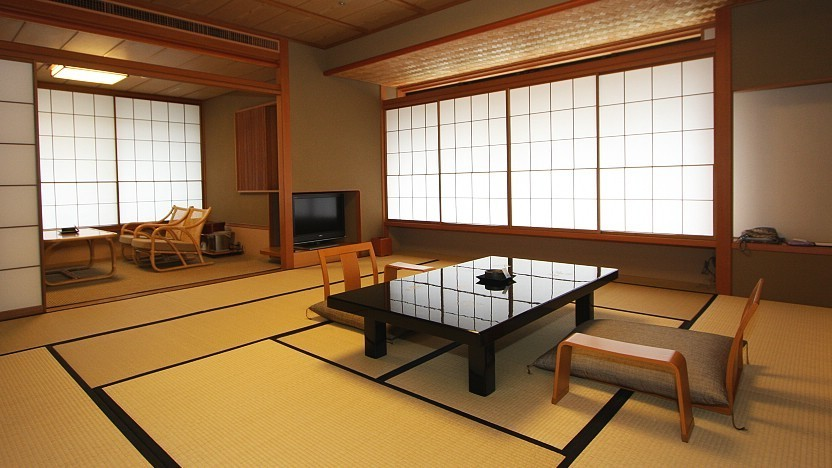 How to Stay at a Ryokan: Your Room
