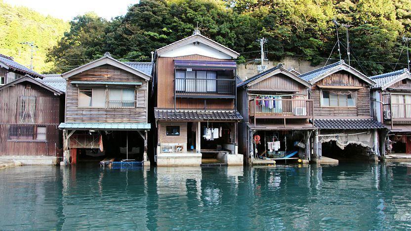 Amanohashidate Travel: Ine