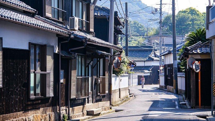 Naoshima Travel: Art House Project