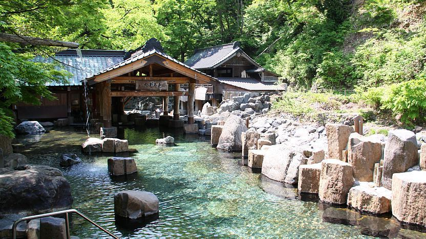 Minakami Travel Hot Spring Baths