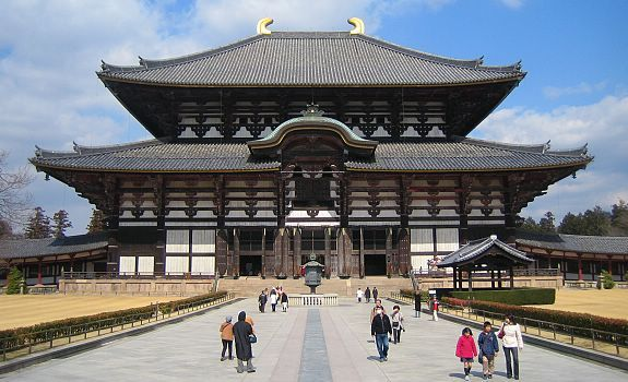 Nara Travel: Todaiji Temple