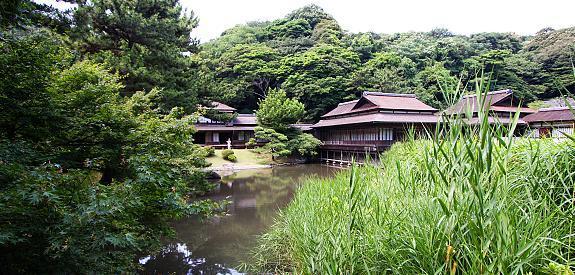 Yokohama Travel Sankeien Garden
