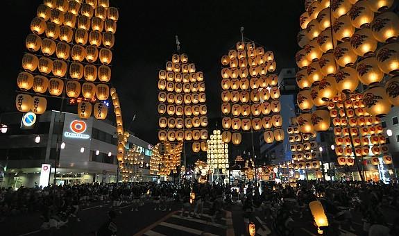 Akita Travel: Kanto Matsuri (Kanto Festival)