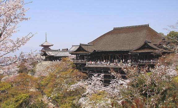 kuil di kyoto jepang pic