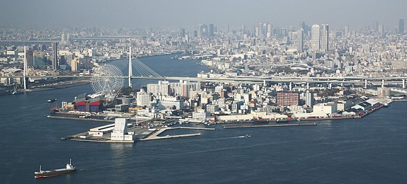 Osaka Travel: Osaka Bay Area