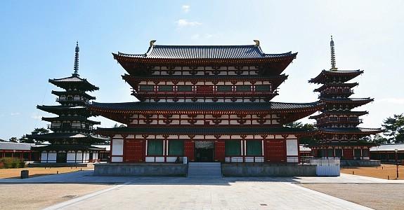 Nara Travel: Yakushiji Temple