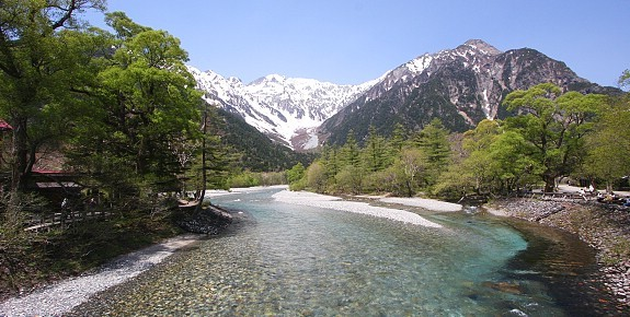 Chubu Sangaku National Park Travel Guide - Northern Japan Alps