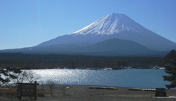Fuji Five Lakes Travel Lake Shojiko