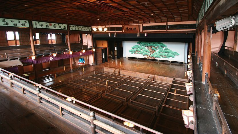 Bunraku Japanese Puppet Theater