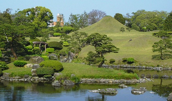 Japanese Gardens Types Of Gardens