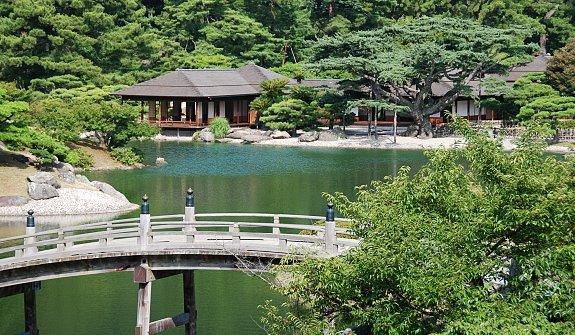 Japanese Gardens Garden Elements