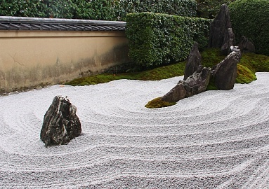 Japanese Gardens: Garden Elements on