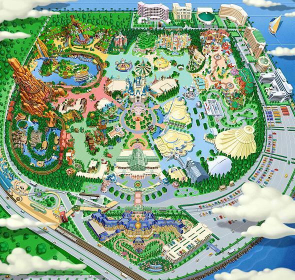 Tokyo Disney Resort Guide: Tokyo Disneyland on
