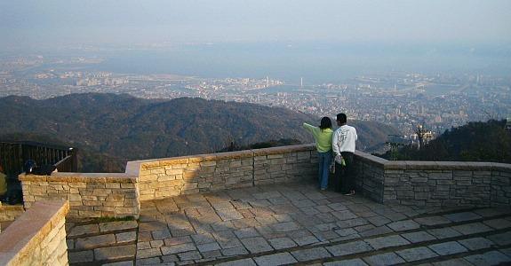 Kobe Travel Mount Rokko