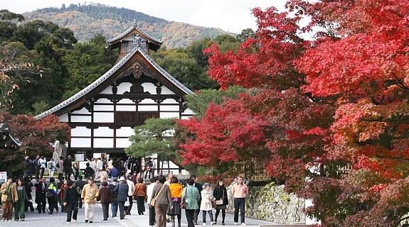 Tenryuji Temple | JapanVisitor Japan Travel Guide