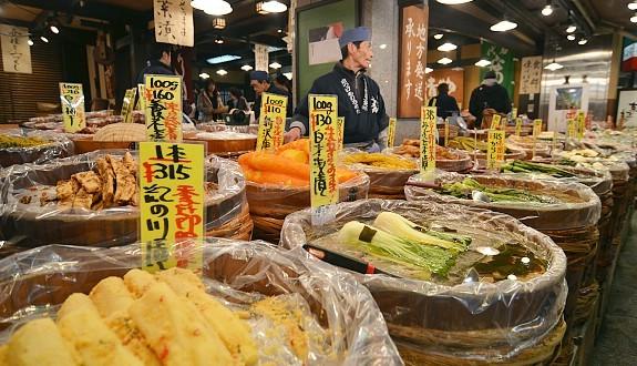 Kyoto Travel Nishiki Market