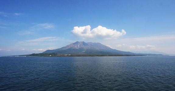 Kagoshima Travel Sakurajima
