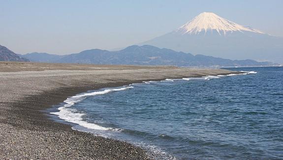 Shizuoka Travel Miho Beach