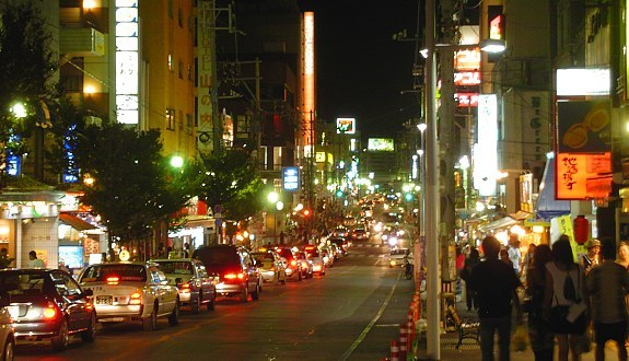 Naha Travel Kokusaidori Street