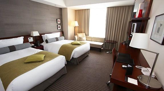 Star Hotel Room Tokyo
