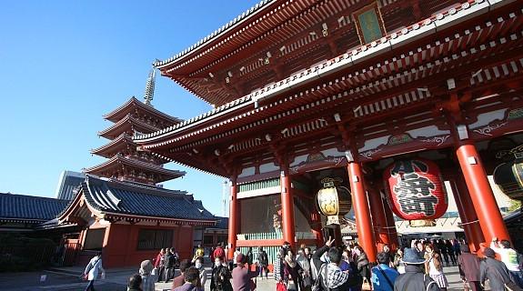 tokyo itineraries asakusa half day