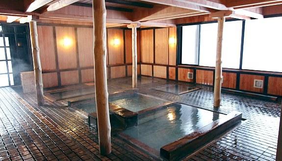 Kusatsu Travel Hot Spring Baths