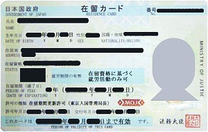 Entering Japan - Immigration and Visa Matters
