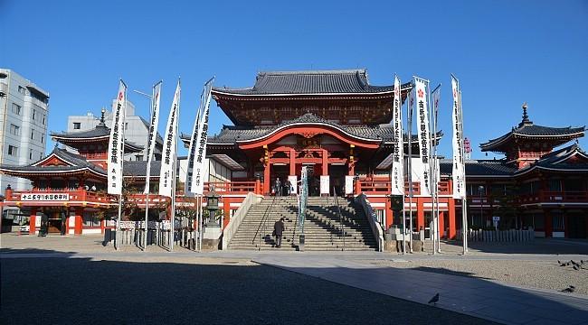 Nagoya Travel: Osu Kannon Temple