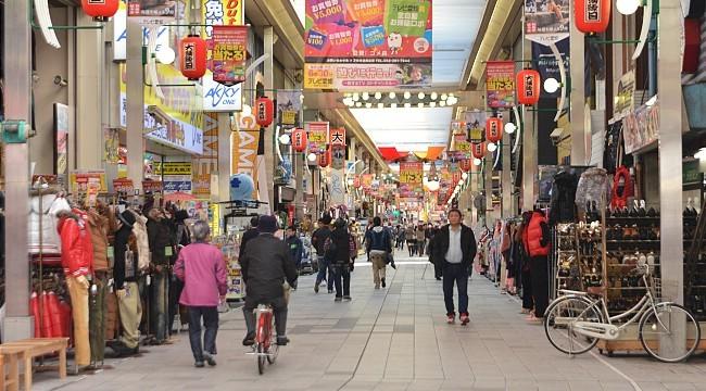 Shop 'til You Drop in Nagoya: Sakae, Osu & Studio Ghibli | Gallivantrix