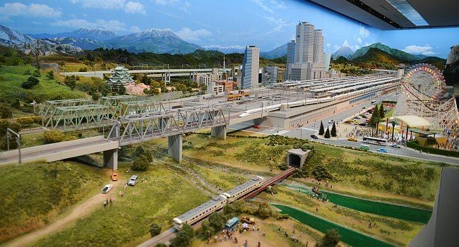Nagoya Travel Scmaglev And Railway Park