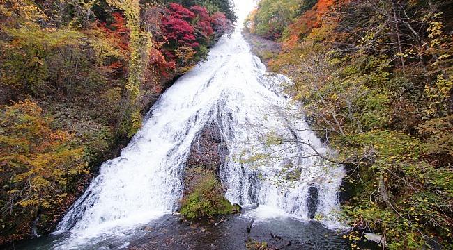 Nikko travel yumoto onsen yudaki waterfall ccuart Images