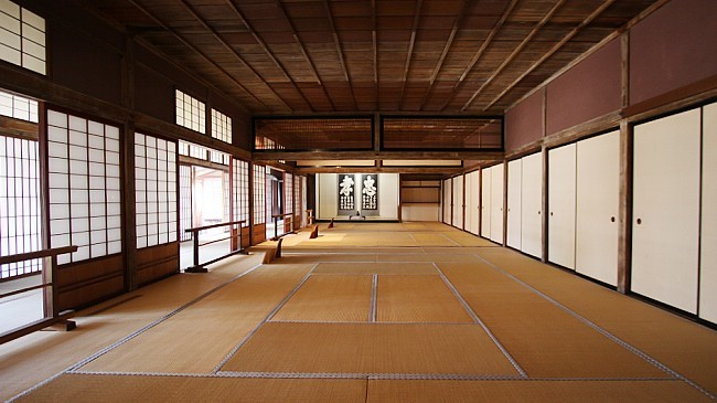 Japanese Family Room Feudal