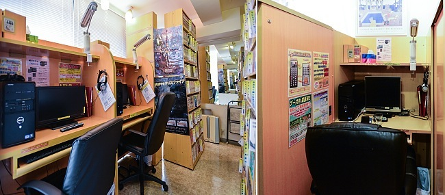 Manga Cafes Manga Kissa And Internet Cafes