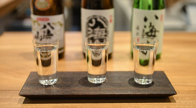 Sake Is An Alcoholic Drink Made From Fermented Rice Often Referred To As Nihonshu 日本酒 In Anese Diffeiate It Which