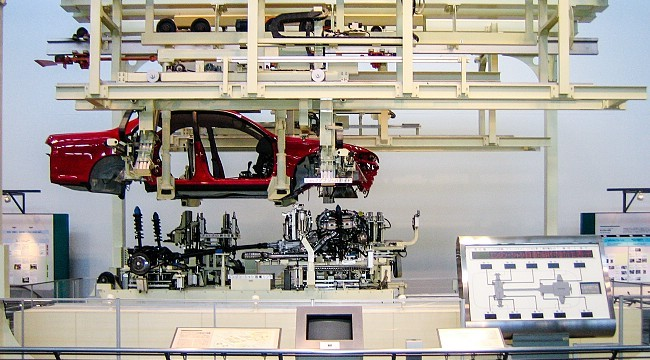 Nagoya Travel Toyota Factory Tour And Museums