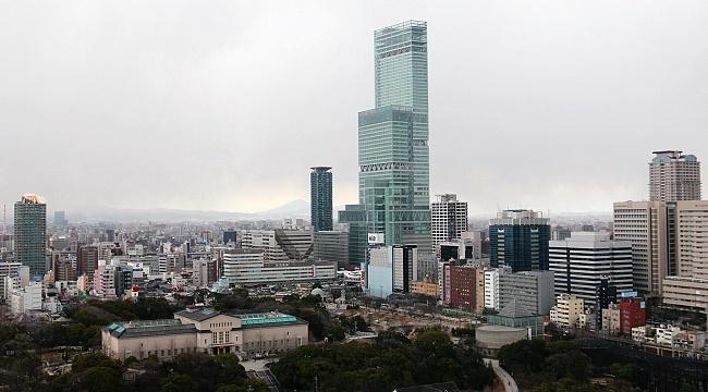 Osaka Travel Abeno Harukas