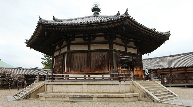 Nara Travel: Horyuji Temple
