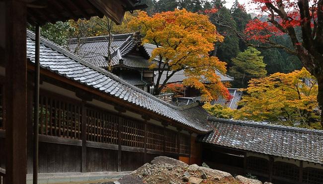 Fukui Travel Eiheiji Temple