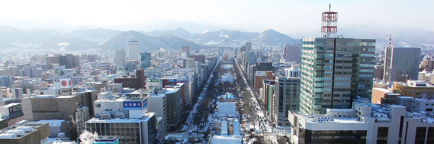 Sapporo Travel Guide - What to see and do in Sapporo