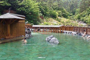 Kusatsu Onsen Kusatsu Hot Spring Travel Guide