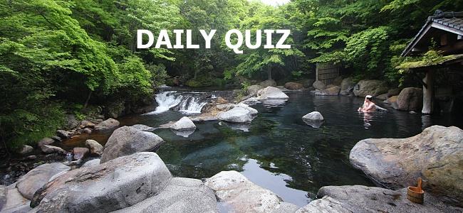We Love Japan Tour Quiz